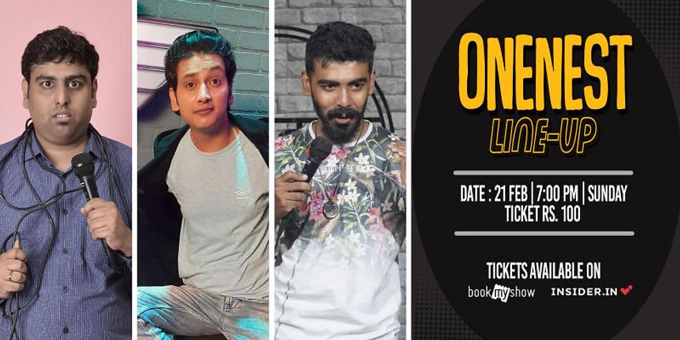 Onenest Lineup- Comedy Kharghar