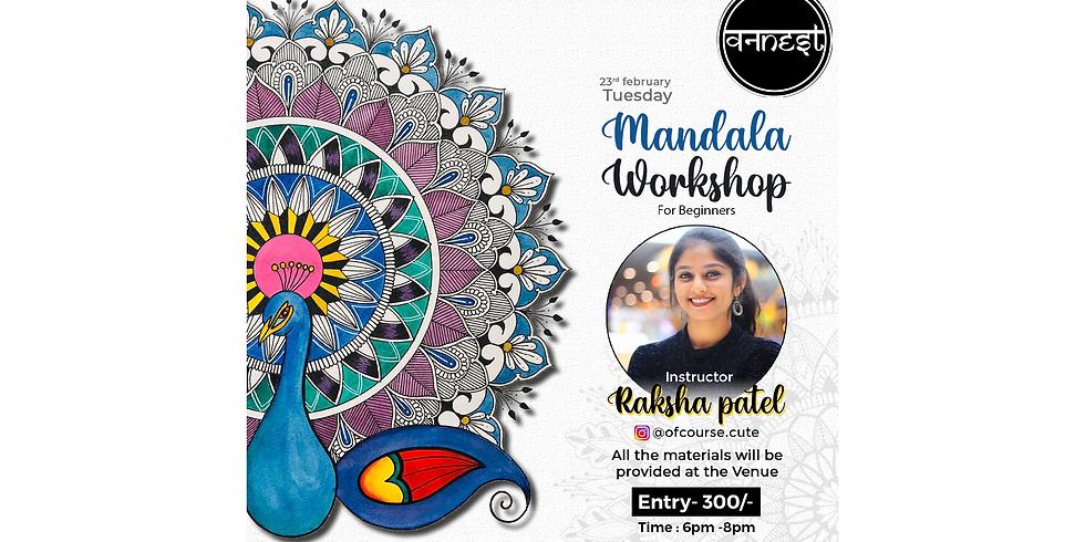 Mandala workshop - Onenest Kharghar