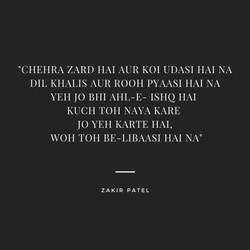 ZAKIR PATEL