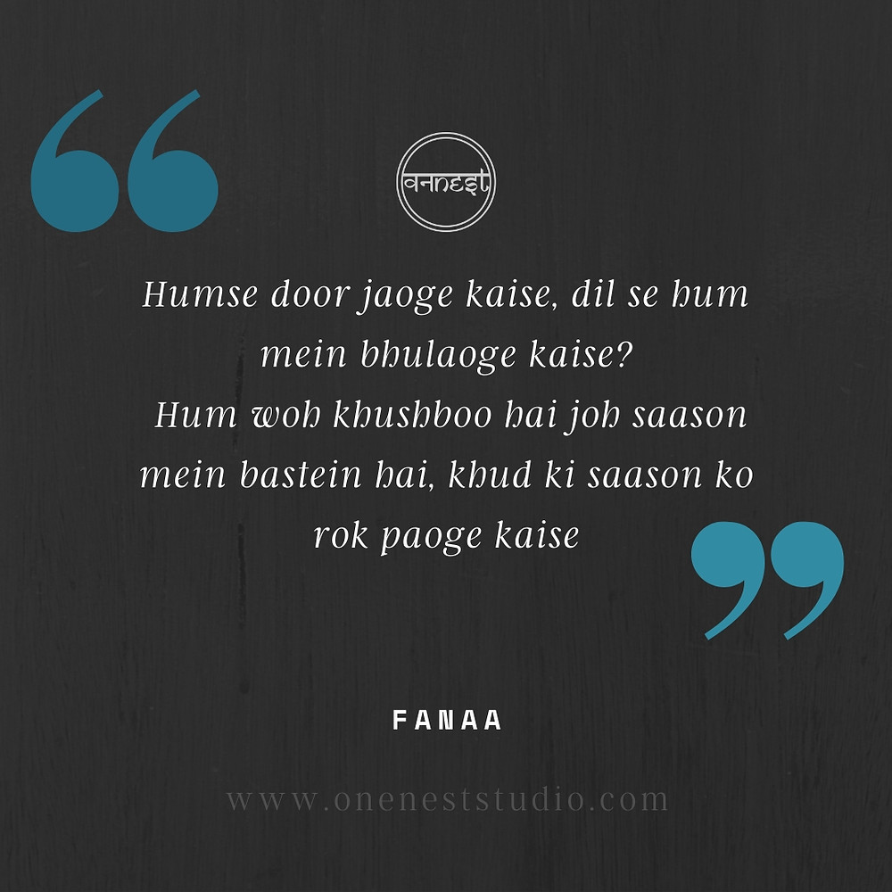 Some of the Best Shayari's From Bollywood