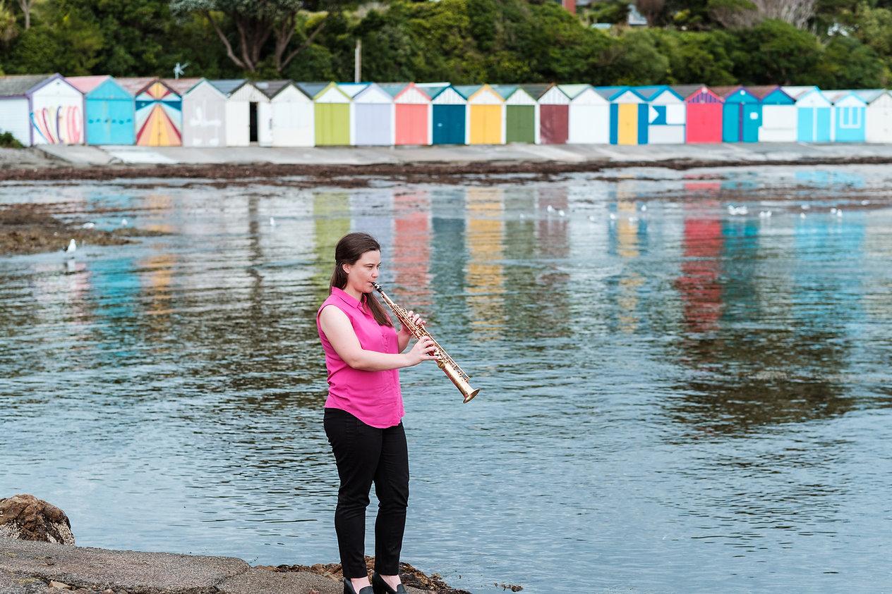 Jasmine Lovell-Smith - Boatsheds