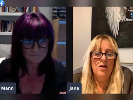 INTERVIEW WITH JANE ALLEN RE INDEE ROSE TRUST