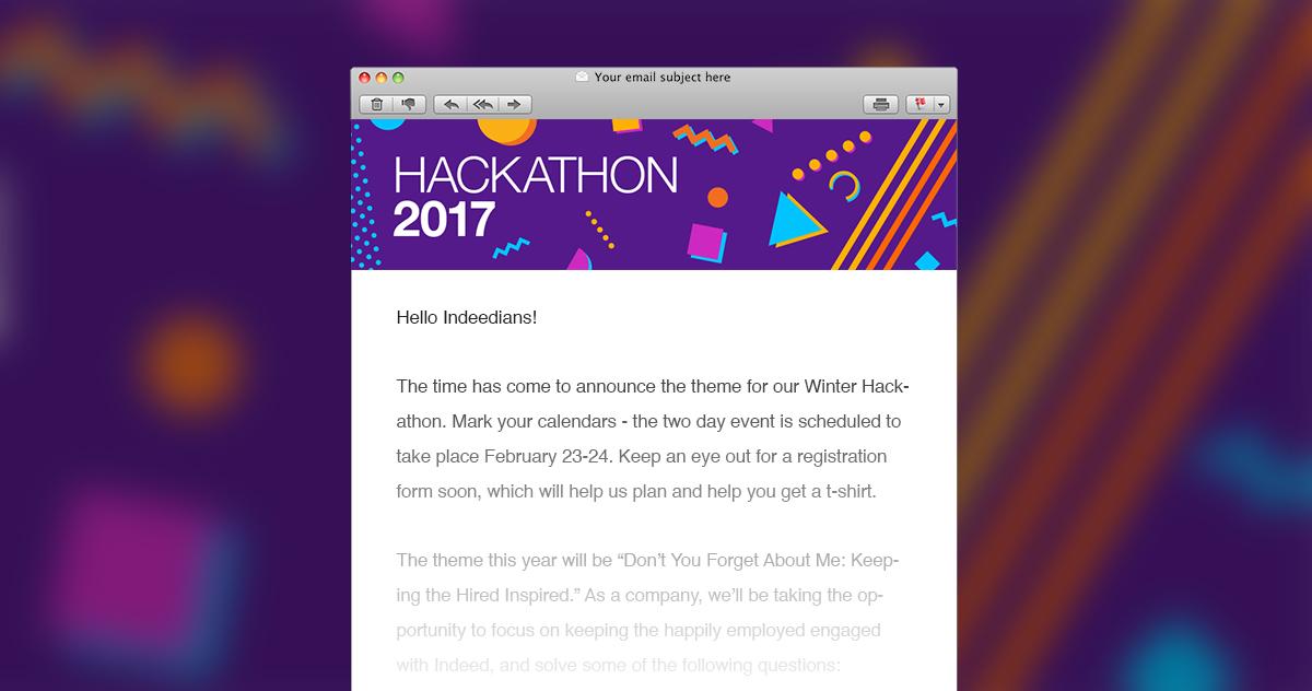 Hackathon-Email