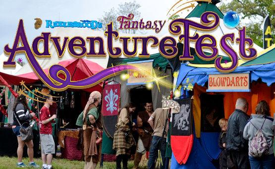 vendors for adventurefest smithville