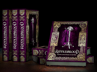 The Riddlesbrood Book