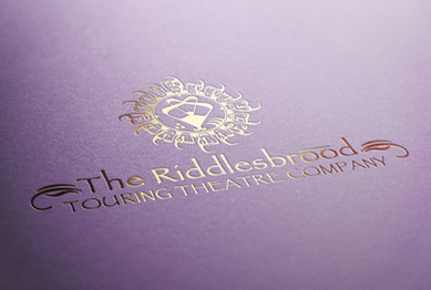 Elegant Riddlesbrood Logo
