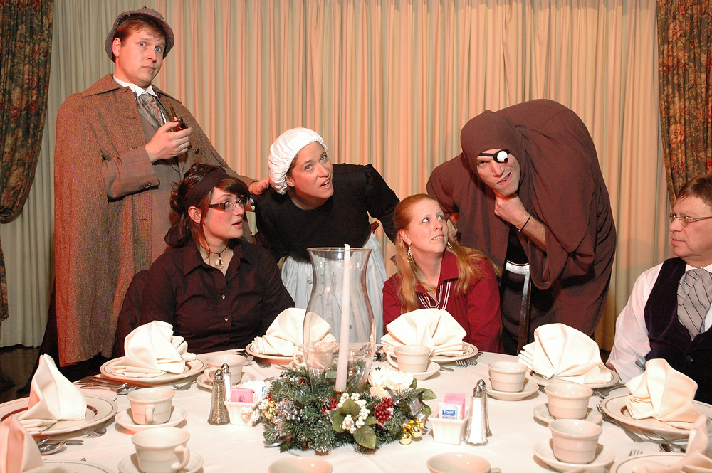 Murder Mystery at Braddock's Tavern in Medford