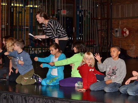 Summer Theater kids Camp in New Jersey