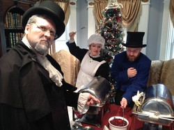 Christmas Dinner Theater Shows