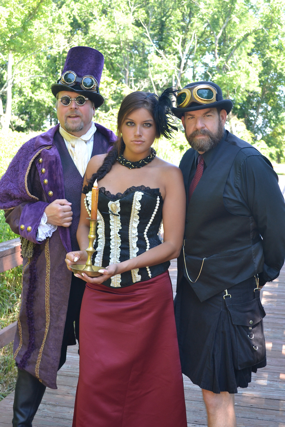 officiant for themed wedding 2