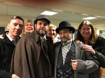 Rave Reviews for Riddlesbrood Theater Company Rocks Murder Mystery PA!