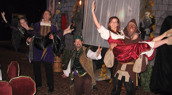 medieval dinner theater show