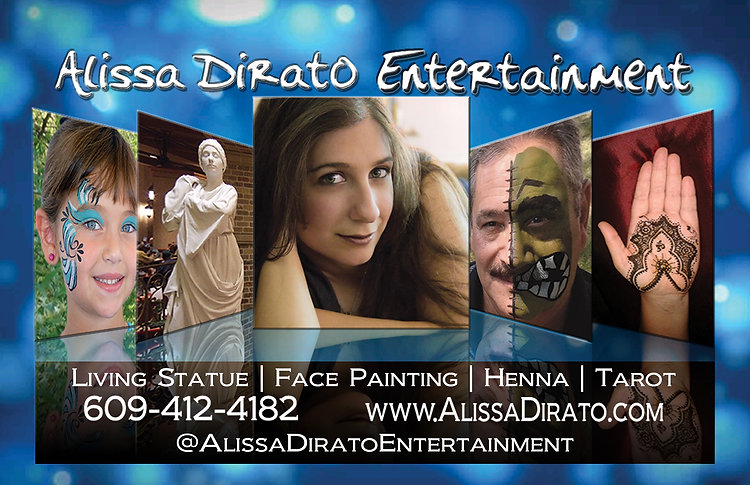 HalfPageAd Alissa Dirato Entertainment.j