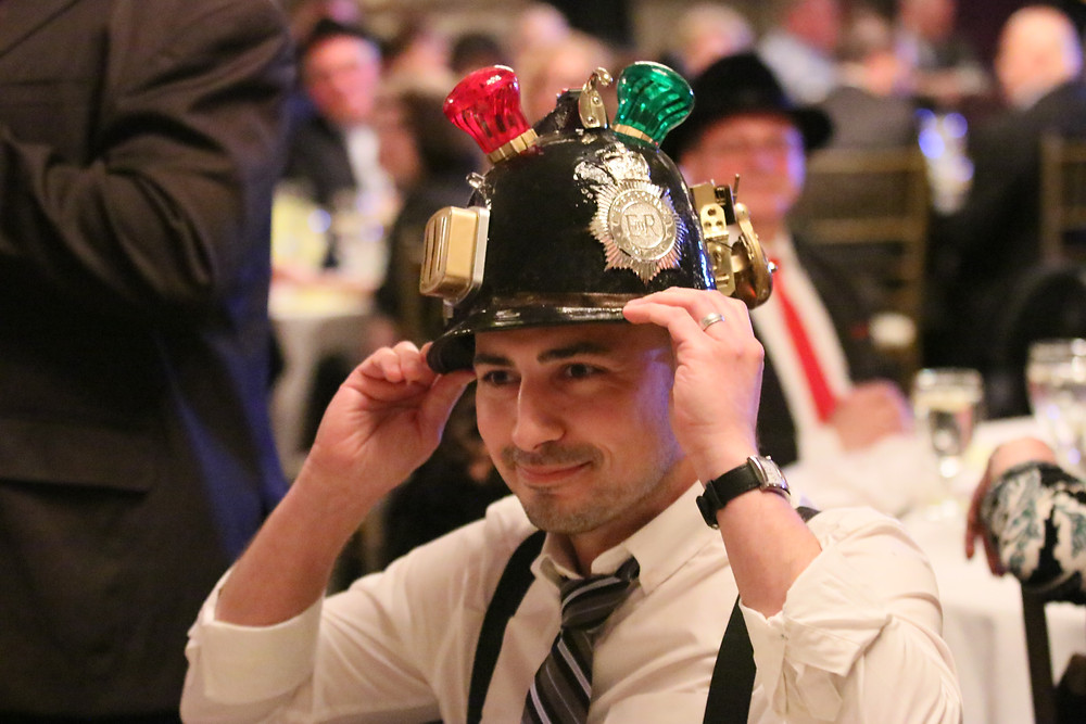 lie detector hat