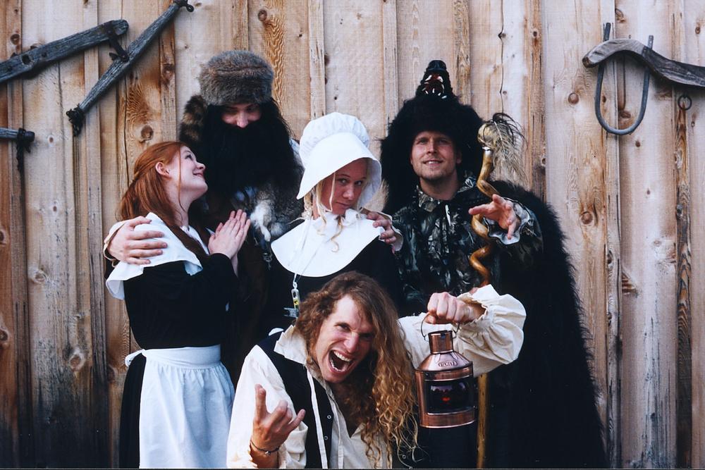 Smithville Jersey Devil Show 2002