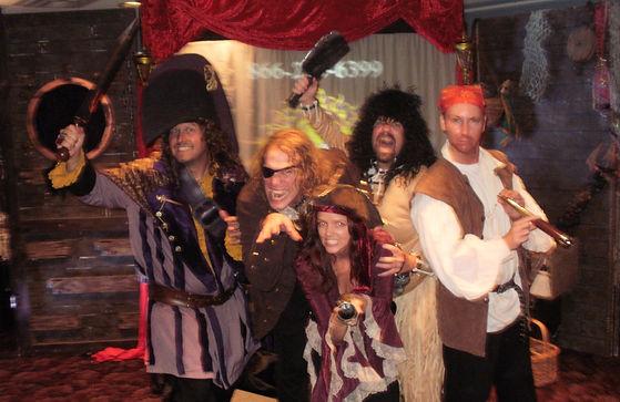 Pirates Show DE