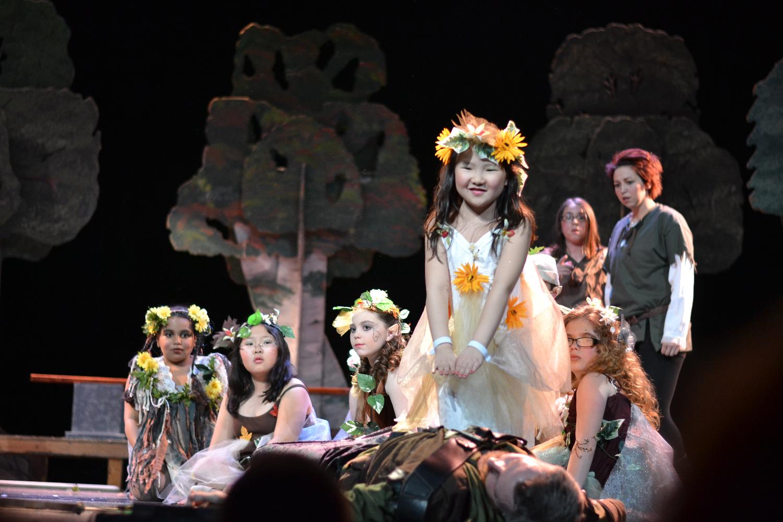 Mainstage Robin Hood Show