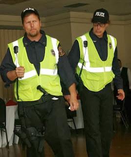 Murder Mystery Cops