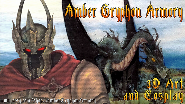 Amber Gryphon Armory Ad.png