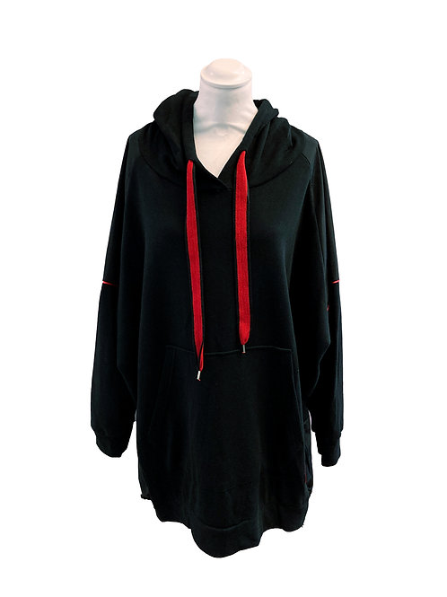 Statement Hooded Tunic