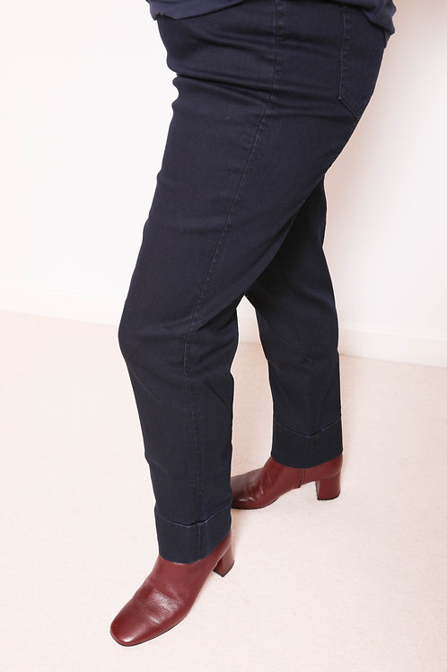 Bella 09 7/8th Denim Stretch by Robell
