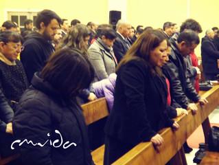 CRÓNICA SERVICIO DE ACCIÓN DE GRACIAS - ANIVERSARIO POLICÍA DE INVESTIGACIONES DE CHILE - JUEVES 8 D