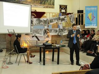 Delegación chilena de JIUMP viajó hasta Argentina para apoyar en la Convención Nacional de jóvenes a