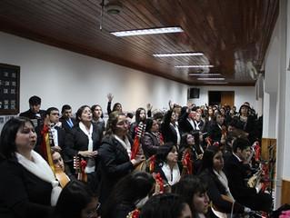 Celebración del 50 Aniversario de la Iglesia de Talca