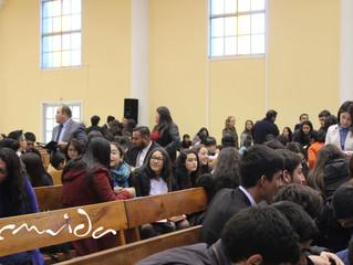 Reunión Zonal JIUMP - Zona Maule Sur -Iglesia 2° de Linares