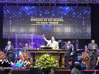 VIERNES - Conferencias IUMP Templo Principal Malloco 2019