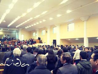 ESTUDIO BÍBLICO REGIONAL MES DE SEPTIEMBRE