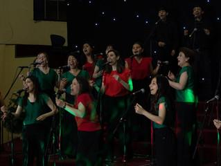 """Concierto navideño Online iglesia CMVida - """"Fue por nosotros"""""""