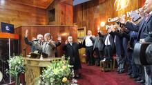 Consagración Iglesia Colón Oriente