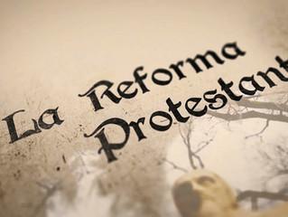 502 AÑOS DE LA REFORMA PROTESTANTE