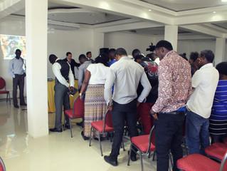Reunión de Inauguración - Proyecto Haití