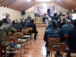 RESEÑA XV CONVENCIÓN NACIONAL VIUMP, CHILLÁN 2017