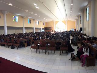ESTUDIO BIBLICO REGIONAL / 25 de marzo de 2017