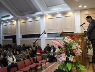 Consagración templo Iglesia Segunda de Viña del Mar Granadilla