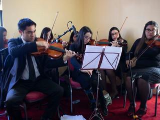 Celebración 110 años de la Iglesia Pentecostal - comuna de Linares y Longaví