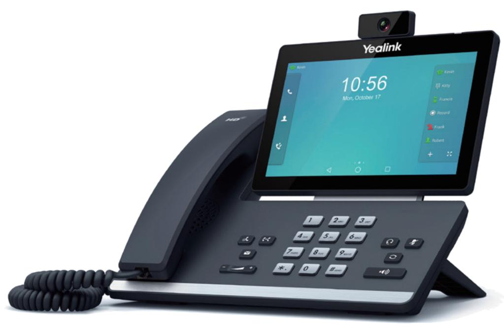 Yealink_T58V_Ultimate_Video_Desk_Phone_1