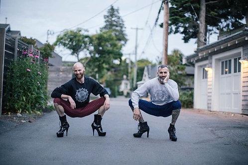 RAD Yoga Sweaters