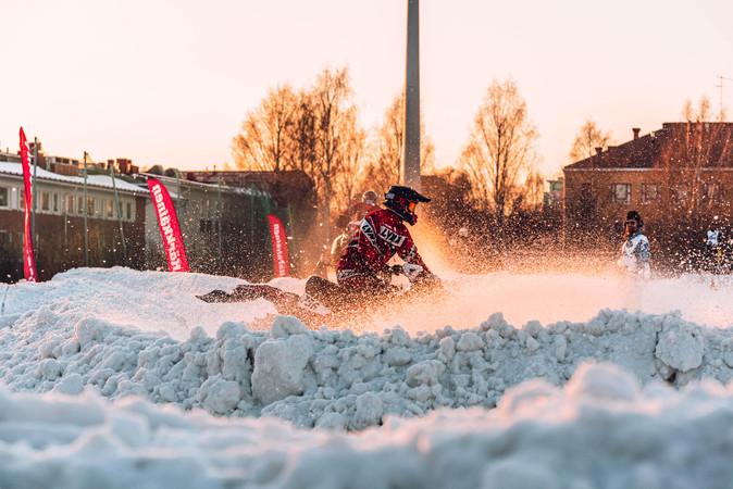 Snowcross Oulu