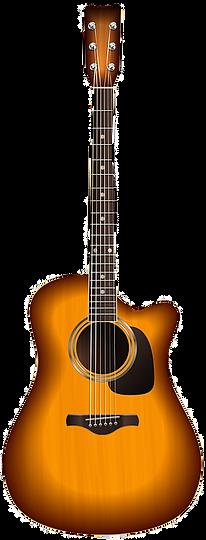 acoustic-guitar-electric-guitar-clip-art