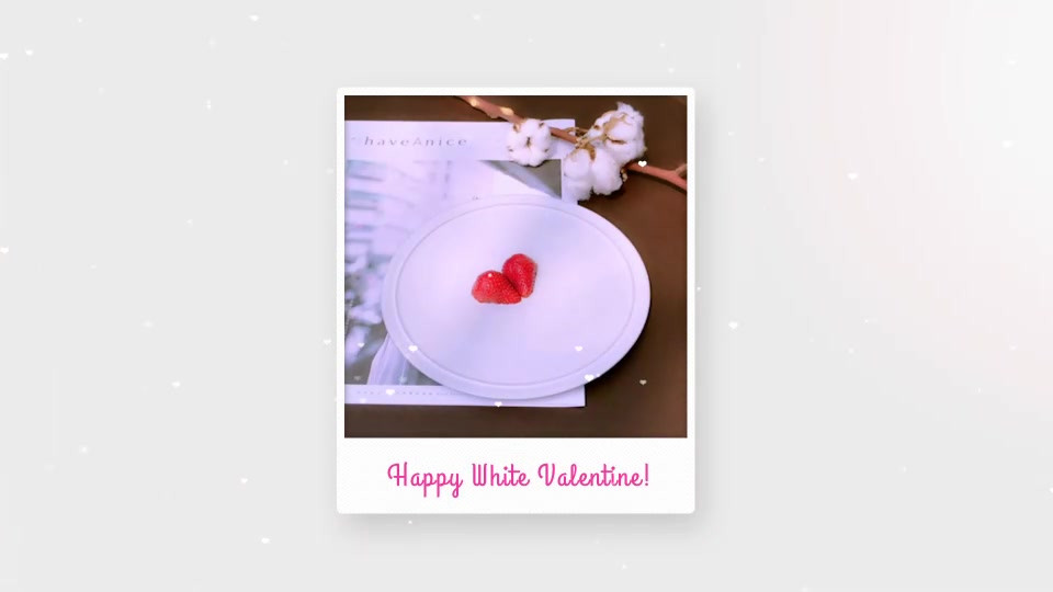 White Valentine's Day Promotion!