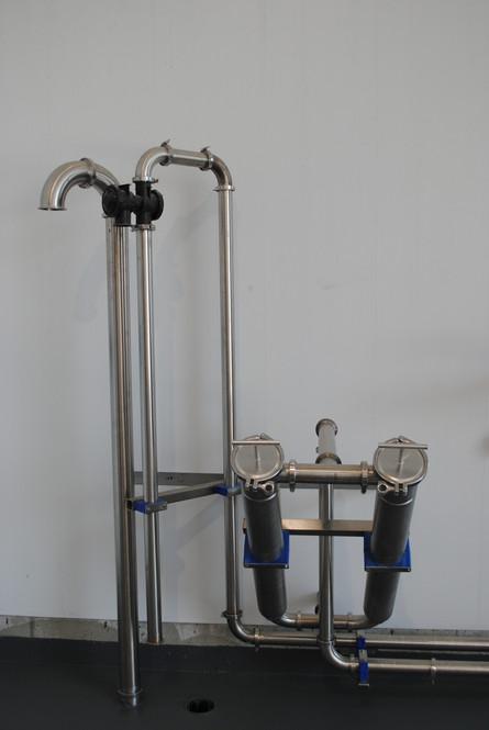 Bulk tank filters