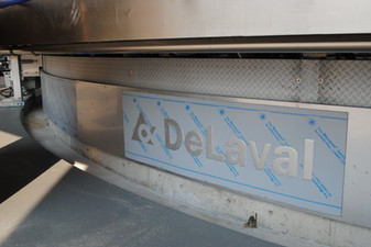 DeLaval Rotary