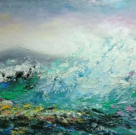 Big Sea in Cornwall