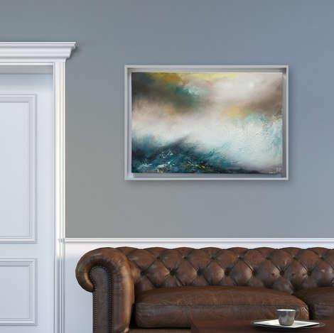 Tempestuous Seas. Roomset