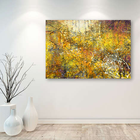 Ancient forest, Autumn Gold Roomset
