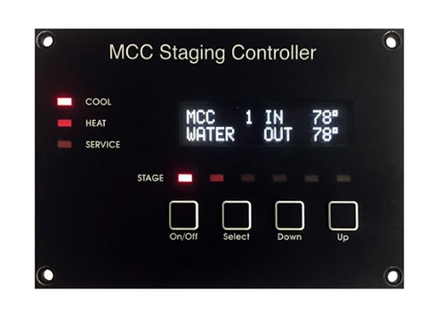 MCC Master Control Display/ Replacement for Dometic® & Marineair® DDC Control